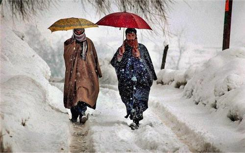 Climate in Anantnag