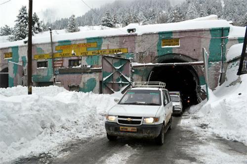 National Highways in Anantnag