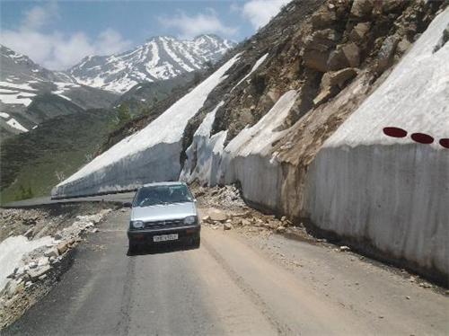 Highways of Anantnag