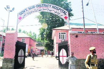 Hospitals of Anantnag