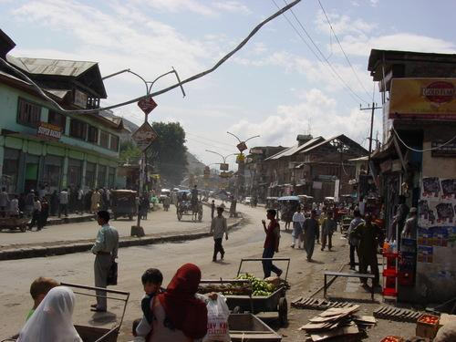 Shopping in Anantnag