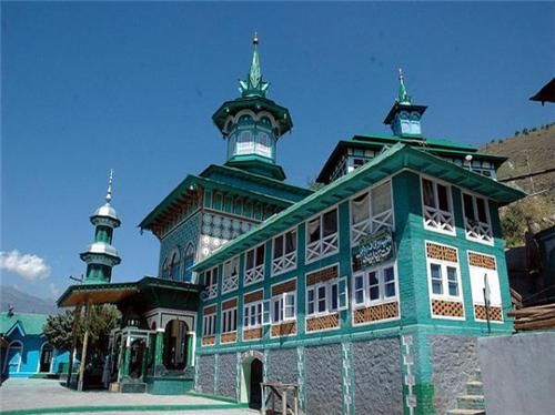 Shrines in Anantnag