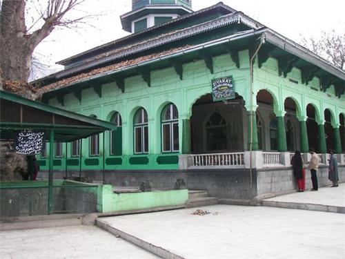 Shrines in  Anantnag Jammu