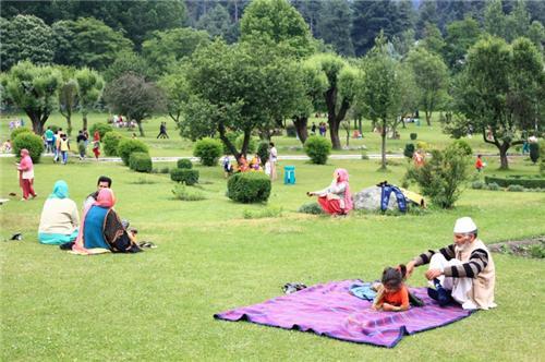 Famous Parks Anantnag