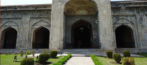 Places of worship for Muslims in Anantnag