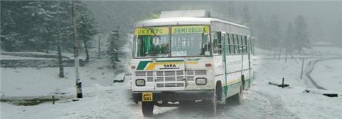 Transport services in Anantnag