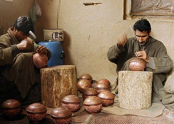 Handicrafts in Anantnag