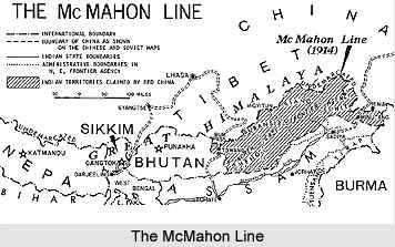 Mc mahon Line