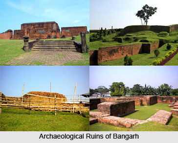 Bangarh Archeological Ruin
