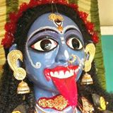 Goddess of Bolla Kali Temple