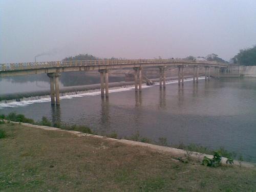 Atrai River Baurghat
