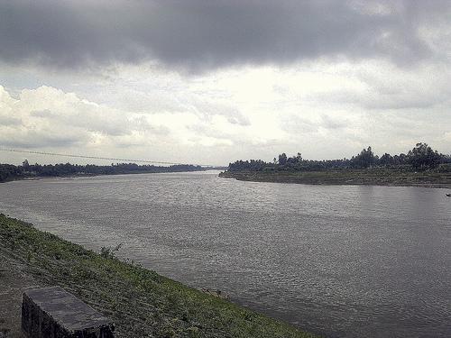 River Atrai in Balurghat