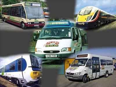 Transport in Balurghat
