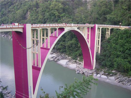 Sevoke Coronation Bridge, Siliguri