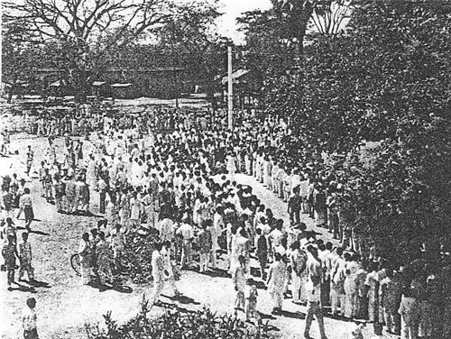 Tebhaga Movement
