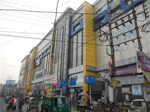 Shopping Mall in Bardhaman