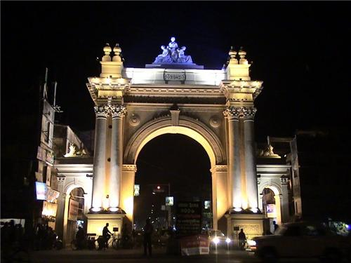 Bardhaman Curzon Gate