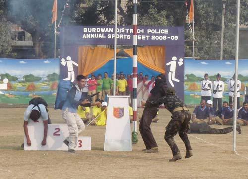 The Burdwan Sports Meet