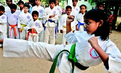 Martial Arts in Bardhaman