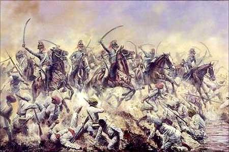 The Maratha Invasion of Bengal
