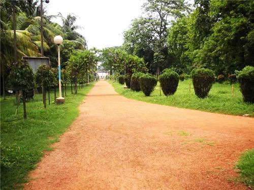 Parks in Burdwan