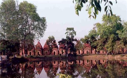 Shiva Temple in Bardhaman