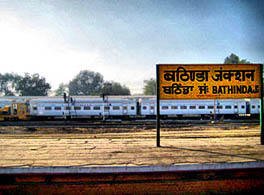 Bathinda Railway Station