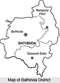 Geography of Bathinda