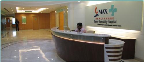 Facilities at Max Super Specialty Hospital Bathinda