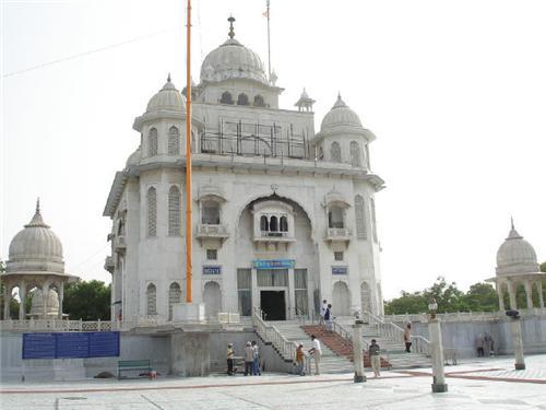 Gurudwaras at Damdama Sahib