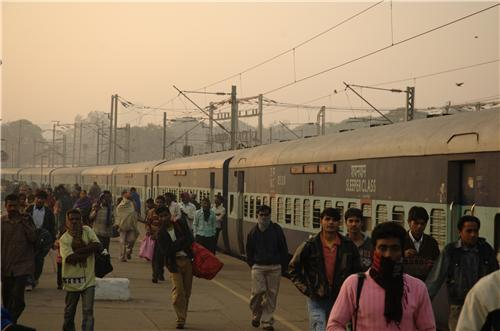 Bhiwani Railway Station