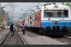Trains at Bhiwani Junction
