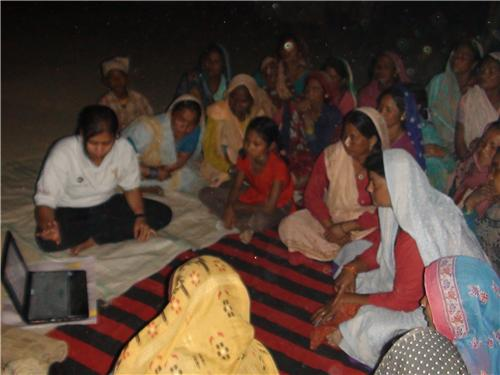 Welfare of women in Bhiwani