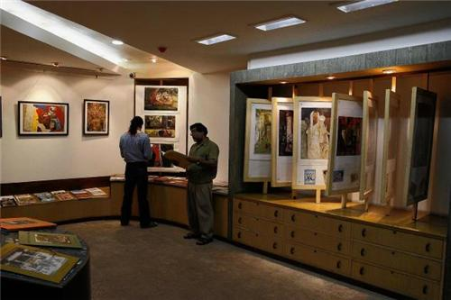 Bhopal Art Galleries