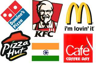 Fast food Restaurants in Bhopal
