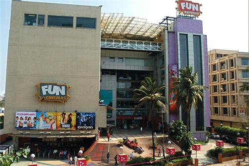 Movie halls in Bhopal