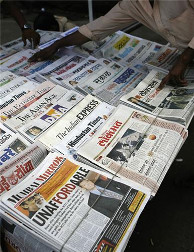 Media in Bhopal