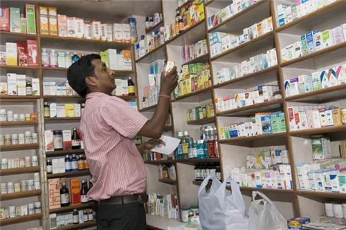 Pharmacies in Bhopal