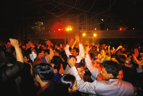 Nightlife in Bhopal