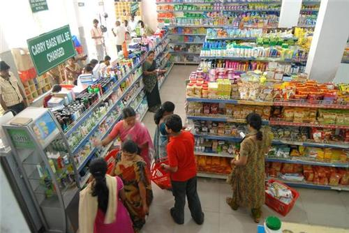 Retail business in Bhopal