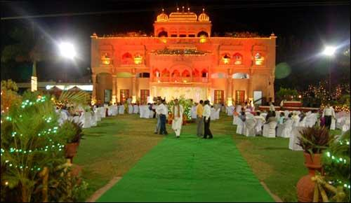 Vrindavan Garden and Palace Bhopal