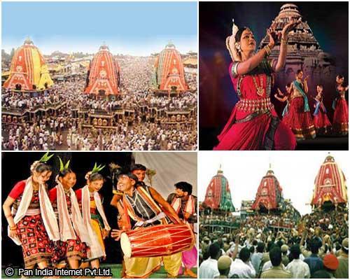 Festivals in Bhubaneswar