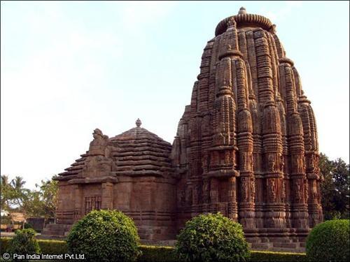 About the Rajarani Temple Bhubaneswar