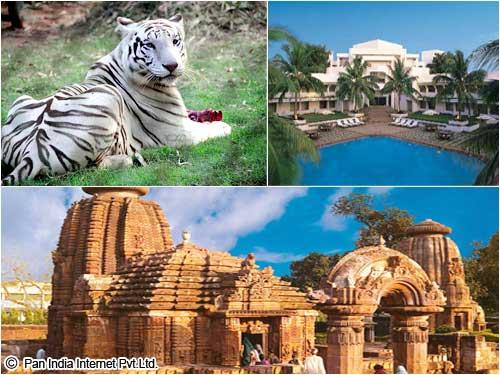 Top Visiting Places of Bhubaneswar