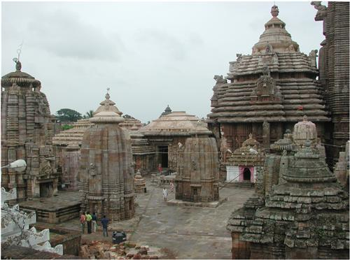 The Lingaraja Temple