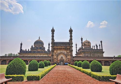 Historical Monuments in Bijapur