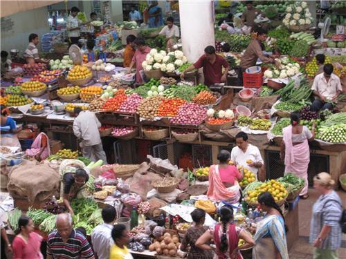 Markets in Bijapur