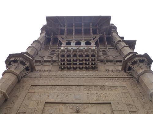 Mehatar Mahal in Bijapur