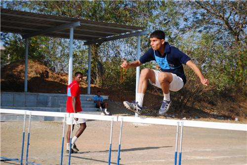 sports facilities in schools of Bijapur