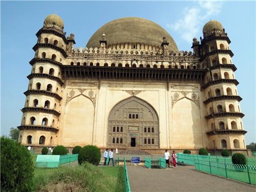 Tourist Spots in Bijapur